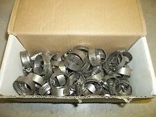Tridon Size 2S Hose Clamps Ford, Lot of 71 *FREE SHIPPING*