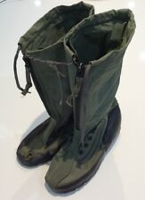 Vietnam War Era Mukluk Boots Heavy Type N-1B dated 1969 Large Size
