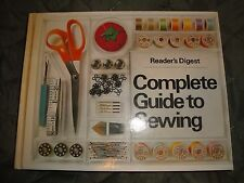 (1301) Reader's Digest Complete Guide to Sewing