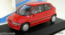 MINICHAMPS 1/43 - 023002 BMW E1 RED DIECAST MODEL CAR