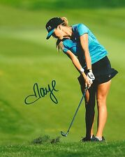 JAYE MARIE GREEN signed LPGA 8x10 photo with COA A