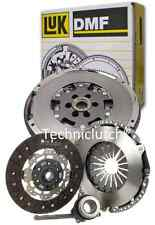 LUK DUAL MASS FLYWHEEL AND CLUTCH KIT W/ CSC FOR VW VOLKSWAGEN GOLF MKV 2.0 TDI