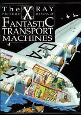 The X Ray Picture Book of Fantastic Transport Machines-ExLibrary