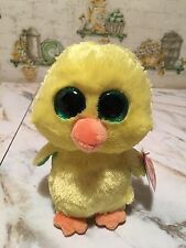 New 2017 Nugget The Easter Chick  Beanie Boo 6 Walgreens Exclusive In MWMT