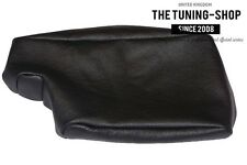 FOR BMW 3 SERIES E90 E91 E92 E93 ARMREST COVER BLACK LEATHER NEW