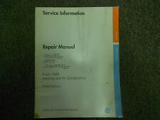 1993 1995 VW Golf III GTI Jetta III Service Repair Shop Manual FACTORY OEM 93 95