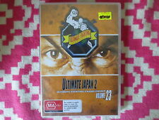 NEW UFC Ultimate Japan 2 Volume 23 Ultimate Fighting Championship DVD R0