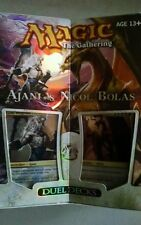 Magic the gathering AJANI vs. NICOL BOLAS DUEL DECK SEALED fast free shipping