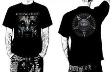 ROTTING CHRIST OFFICIAL T-SHIRT ORIGINAL MERCH new price $15/€14/£10+PATCH FREE