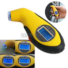 LCD Digital Auto Car Motorcycle Tire Tyre Air Pressure Gauge Tester Tool