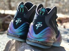 NIKE AIR PENNY V INVISIBILITY CLOAK / GLOW IN THE DARK /SZ. 10.5