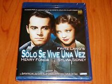 SOLO SE VIVE UNA VEZ / You Only Live Once - Fritz Lang English Español AREA B