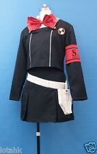 Persona 3 gal uniform Cosplay Costume Custom Made