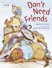 Don't Need Friends-ExLibrary