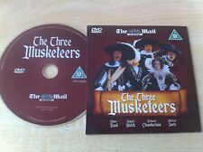 THE THREE MUSKETEERS Starring Oliver Reed & Raquel Welch & Michael York DVD