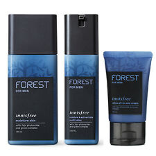 INNISFREE Forest For Men Moisture Dual(Skin+Lotion) Set Free gifts