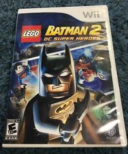 Lego Batman 2 DC Super Heroes For Nintendo Wii