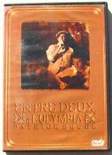 DVD PATRICK BRUEL - ENTRE DEUX - A L'OLYMPIA