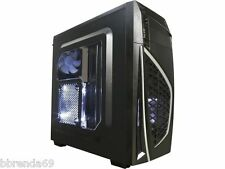 AMD Quad Core Gaming Desktop PC Computer 4.0 GHz Fast Custom Built System NEW