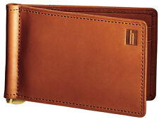 Hartmann Belting Leather Wallet with Flip Clip 58271 - Tan