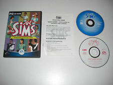 THE SIMS 1 Original base game Pc Cd Rom SIMS1 SIMMS FAST DISPATCH