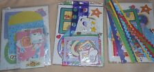 ALL OCCASION AND WEDDING SCRAPBOOKING KIT SET LOT OF 3