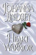 BUY 2 GET 1 FREE Heart of a Warrior by Johanna Lindsey (2001, Hardcover)