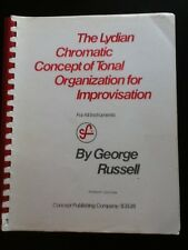 Lydian Chromatic Concept of Tonal Organization for Improvisation George Russell