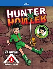 NEW Hunter x Hunter Set 1 [Blu-ray]