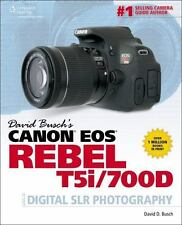 Canon EOS Rebel T5i/700D Guide to Digital SLR Photography by D. Busch (2013)