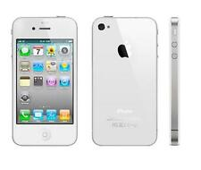 Apple iPhone 4 - 8GB - White (Straight Talk) Smartphone Cell Phone (Page Plus) r
