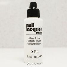 OPI Nail Lacquer Thinner 60 mL - 2 fl oz O.P.I Nail Polish Thinner 2oz NTT01
