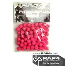 .68 Cal Target Balls for Paintball Target System - Red (Bag of 100) [P4]