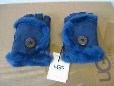 Ugg Bailey Fingerss Peacoat Women Gloves US Size M