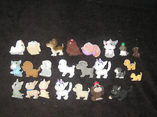 Puppy In My Pocket Pets Toy Lot