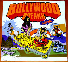 BOLLYWOOD BREAKS VINYL LP Funk Soul Beats Drums Indo Jazz Dj Soundtrack Grooves