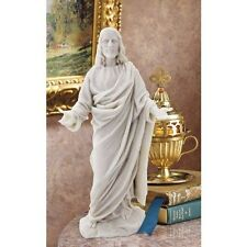 Jesus Christ Blessing Sculpture Statue Figurine