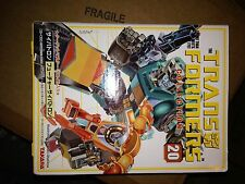 Transformers Bookstyle TFC #20 G1 Kup Wheelie Reissue New