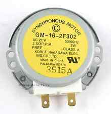 New LG Microwave Turntable Motor MS1245ACS MS1145PY MS1148AB LCRT2010ST MA1417B
