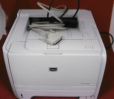 HP LaserJet p2030 Series Printer-TESTATO