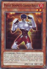 3x Pugile Indomito Grandi Bende YU-GI-OH! PRIO-IT008 Ita COMMON 1 Ed.