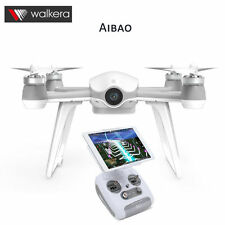 Walkera Aibao 2.4G 12CH FPV RC Drone with 4K HD 12MP Camera DEVO-F8E Transmitter