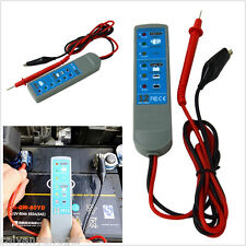 Car/Van 12V DC Battery/Alternator Tester/Diagnostic Tool/Probe 6 LED Display