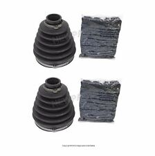 Mercedes W164 W251 Axle Boot Kit Front Outer L+R (x2) EMPI Constant Velocty