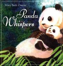 Panda Whispers by Mary Beth Owens (2007, Hardcover)