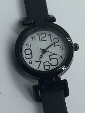White And Black Time Key Watch - New - Fits Keep Collective