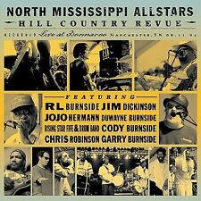 Hill Country Revue: Live at Bonnaroo by North Mississippi Allstars SEALED CD