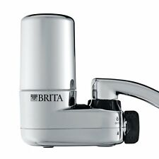 Brita On Tap Faucet Water Filter System, Chrome, New, Free Shipping