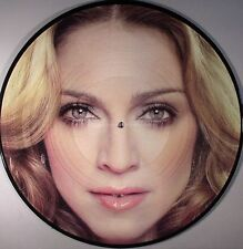 Madonna Girl Gone Wild 4 Vinyl LP Picture Disc Remix Single MDNA Promo Import EP