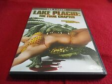 "DVD ""LAKE PLACID 4 - THE FINAL CHAPTER"" Elisabeth ROHM, Robert ENGLUND / horreur"